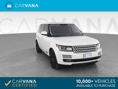 Used 2016 Land Rover Range Rover Supercharged - 541681138