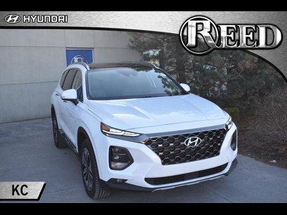 New 2020 Hyundai Santa Fe AWD Limited - 545083813