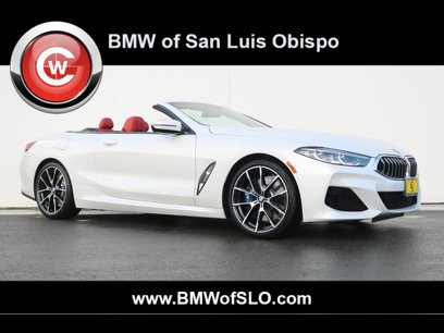 New 2020 BMW 840i Convertible w/ M Sport Package - 536066410