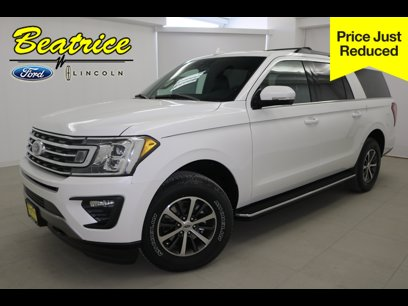 New 2020 Ford Expedition Max 4WD XLT - 543869047