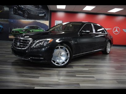Used 2016 Mercedes-Benz Maybach S 600 - 568478246