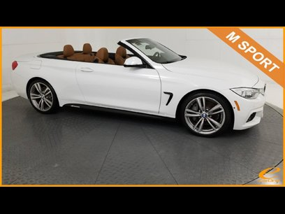 Used 2017 BMW 440i Convertible - 539782028