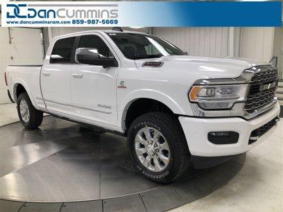 New 2019 RAM 2500 Laramie Limited - 537684619