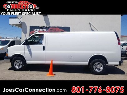 Used 2016 Chevrolet Express 2500 Extended - 521044507