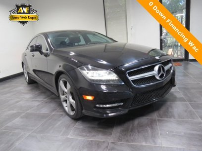 Used 2014 Mercedes-Benz CLS 550 - 528661751