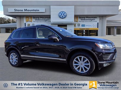 Certified 2016 Volkswagen Touareg VR6 - 566575677