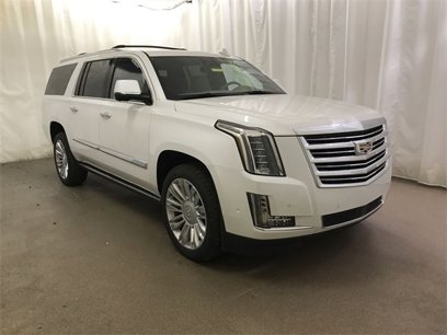 New 2020 Cadillac Escalade ESV Platinum - 526794397