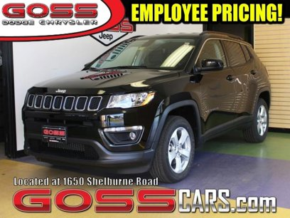 New 2021 Jeep Compass 4WD Latitude - 562837849