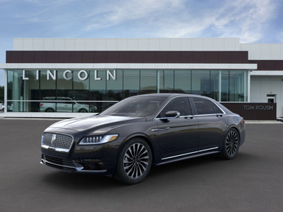 New 2019 Lincoln Continental AWD Black Label - 529213234