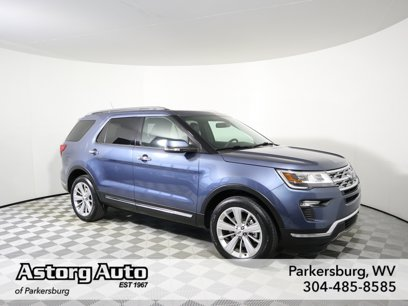 Certified 2019 Ford Explorer 4WD Limited - 530070129