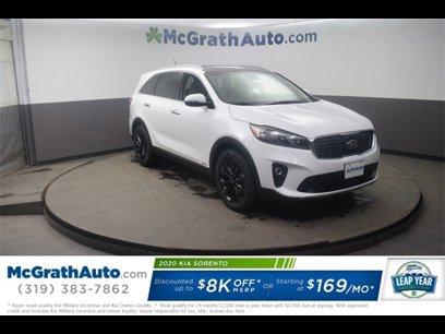 New 2020 Kia Sorento AWD EX V6 - 544230271