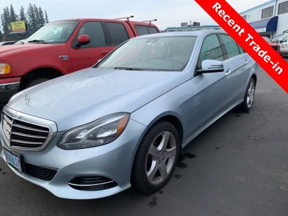 Used 2014 Mercedes-Benz E 350 4MATIC Sedan - 567938851