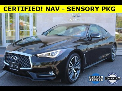 Certified 2018 INFINITI Q60 3.0t AWD Coupe - 520036442