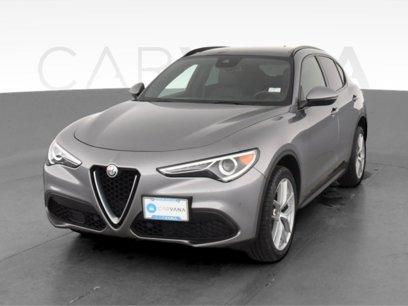 Used 2018 Alfa Romeo Stelvio AWD Ti Sport - 544182345