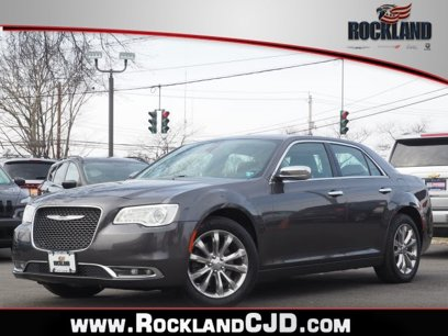 Certified 2019 Chrysler 300 Limited AWD - 544234116
