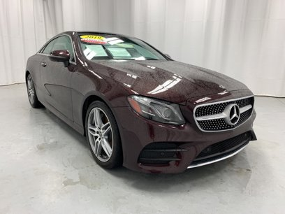 Certified 2019 Mercedes-Benz E 450 Coupe - 543620430