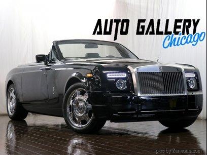 Used 2009 Rolls-Royce Phantom Drophead Coupe - 592421948