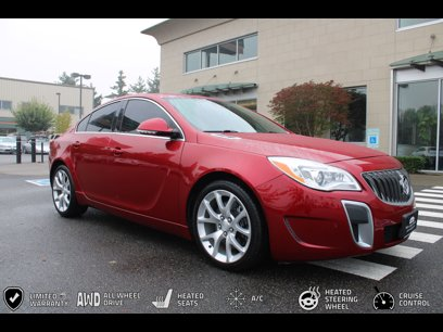 Used 2015 Buick Regal GS - 562147332