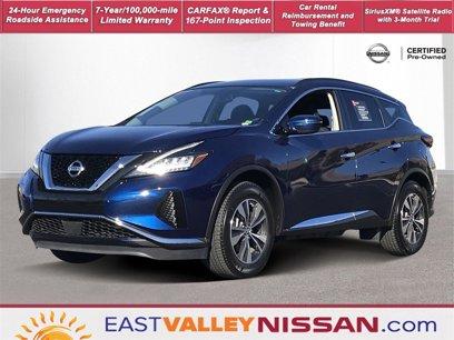 Certified 2019 Nissan Murano SV - 541624474