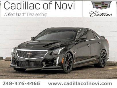 Certified 2019 Cadillac CTS V Sedan - 546718149