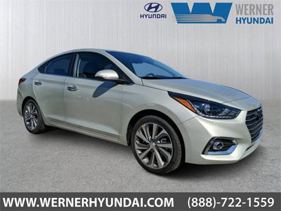 New 2020 Hyundai Accent Limited - 543610723