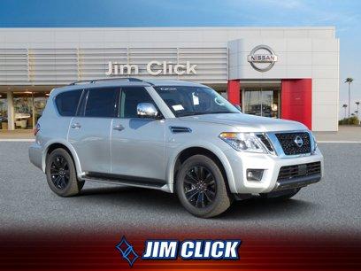 Jim Click Nissan >> 2019 Nissan Armada For Sale In Tucson Az 85716 Autotrader
