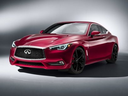 New 2020 INFINITI Q60 3.0t AWD Coupe - 538817564