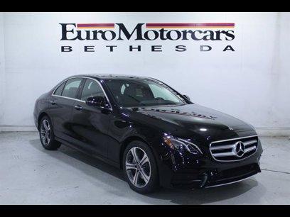 New 2020 Mercedes-Benz E 350 4MATIC Sedan - 540431003