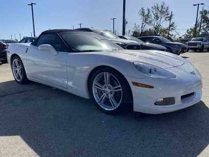 Used 2009 Chevrolet Corvette Convertible - 568951543