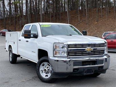 Used 2015 Chevrolet Silverado 2500 W/T - 543949357