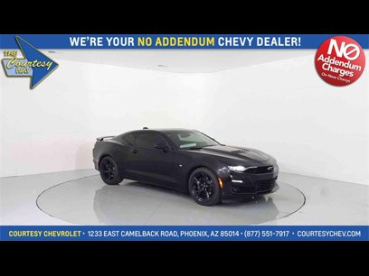 New 2020 Chevrolet Camaro SS Coupe w/ 2SS - 547935693