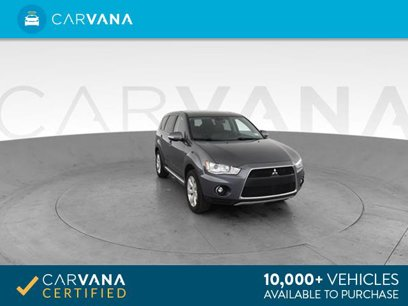 Used 2011 Mitsubishi Outlander 4WD GT - 548484692