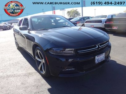 Certified 2017 Dodge Charger SXT - 544072947