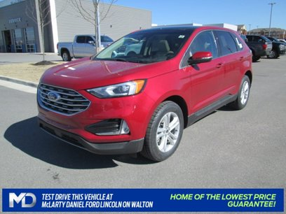 New 2020 Ford Edge AWD SEL - 544353439