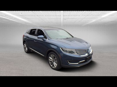 New 2018 Lincoln MKX AWD Reserve - 527221749