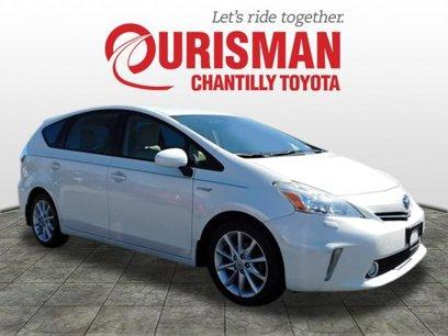 Used 2013 Toyota Prius V Five - 548528112