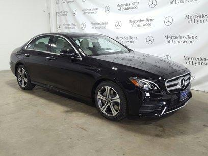 New 2020 Mercedes-Benz E 350 4MATIC Sedan - 541204160