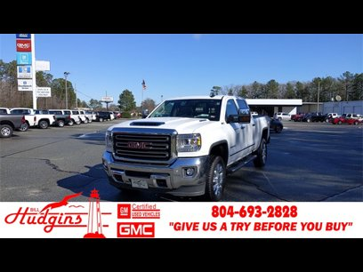 Used 2018 GMC Sierra 2500 SLT - 540356284