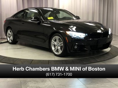 Certified 2017 BMW 440i xDrive Coupe - 541628222