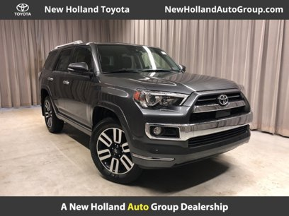 New 2020 Toyota 4Runner Limited - 540165973