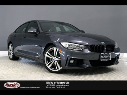 Certified 2017 BMW 440i Gran Coupe - 547058014