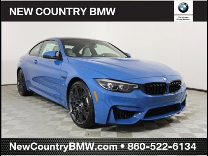 New 2020 BMW M4 Coupe w/ Competition Package - 541380325