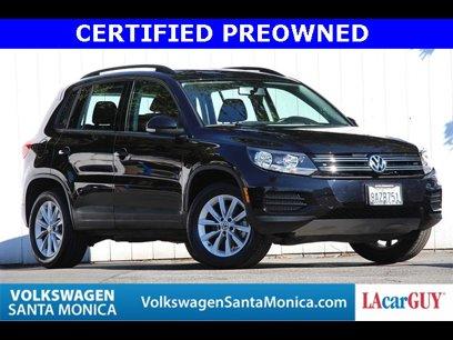 Certified 2017 Volkswagen Tiguan FWD w/ Premium Package - 568388676