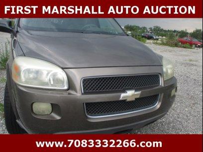 Used 2005 Chevrolet Uplander - 601062210