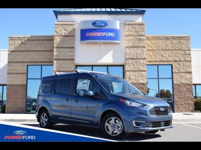 New 2020 Ford Transit Connect Titanium Long Wheel Base Wagon - 530677737