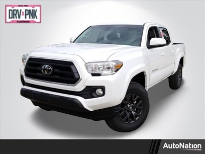 New 2020 Toyota Tacoma w/ SR5 Package - 531181986