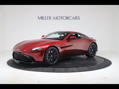 New 2020 Aston Martin V8 Vantage Coupe - 540586946