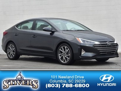 New 2020 Hyundai Elantra Limited Sedan - 539499107