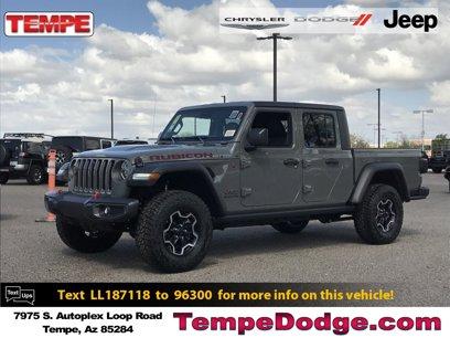 New 2020 Jeep Gladiator Rubicon - 543879562