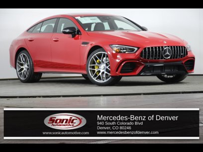 New 2019 Mercedes-Benz AMG GT 63 Coupe - 510714822